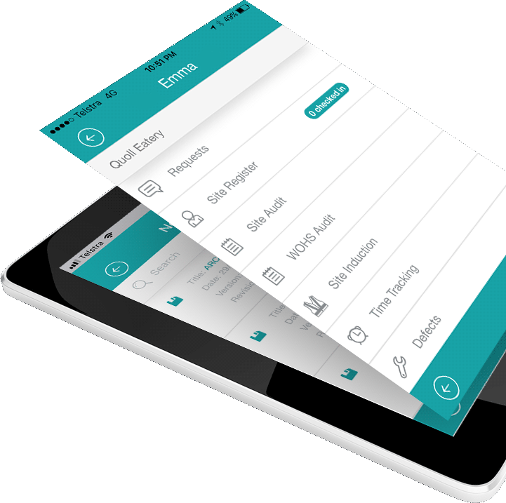 Our Project Management Software